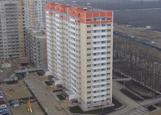 """МКР """"Восточно-Кругликовский"""", Литер 25"""